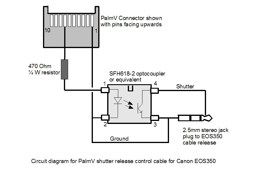 palmV_shutter_control_cable_diagram1 palmv usb controller cable for canon dslr